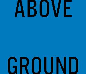 Above Ground logo